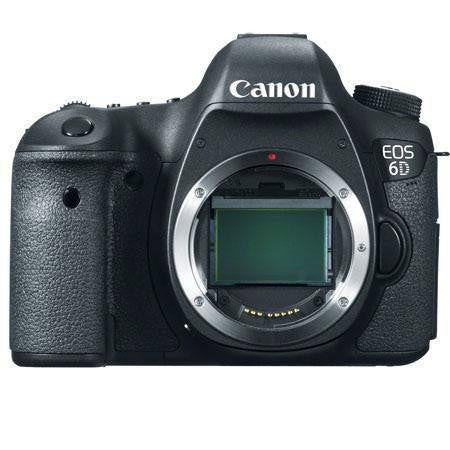 Canon EOS-6D Digital SLR Camera Body