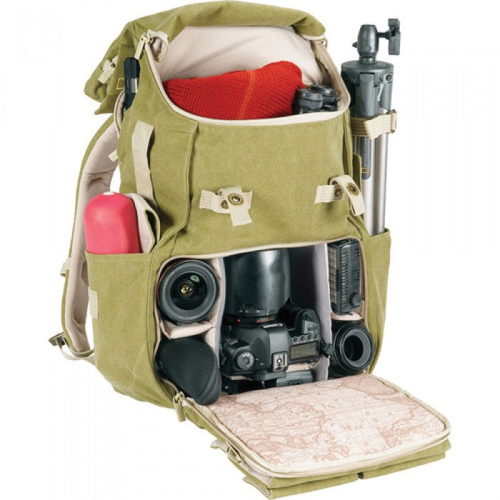 National Geographic Earth Explorer National Geographic 5160 Medium Backpack (Khaki)