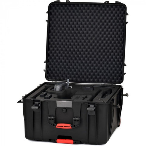 HPRC INS2-4600W-01 Wheeled Hard Case with Foam for DJI Inspire 2