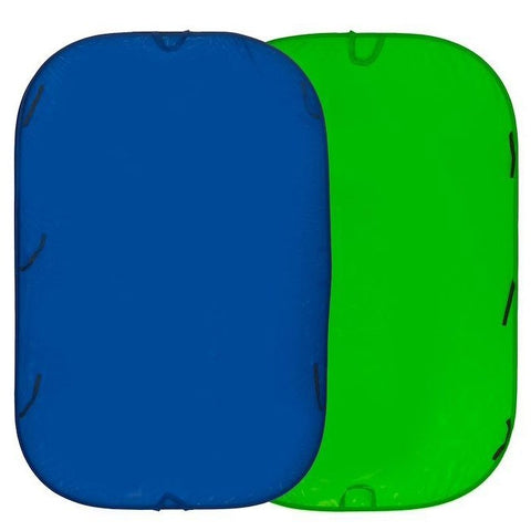 Lastolite Collapsible Rev. 1.8 X 2.1m Chroma Blue/Green