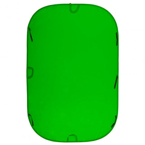 Lastolite Chromakey Collapsible Background - 6x9' - Green