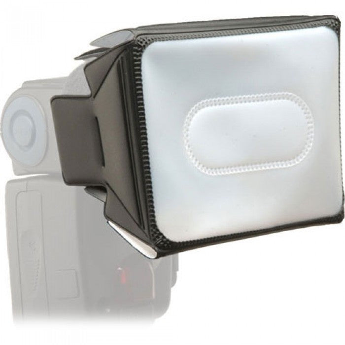 LumiQuest Mini SoftBox - for Shoe-Mount Flashes
