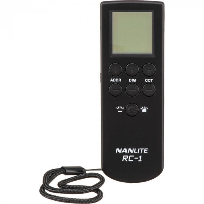 Nanlite RC-1 Remote Controller For Forza And Pavotube