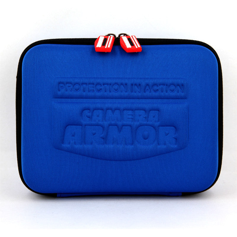 Camera Armor Action Camera Case Blue - 9 inch