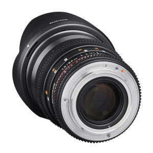 SAMYANG 24MM T1.5 ED AS IF UMC VDSLR II LENS - Canon Mount