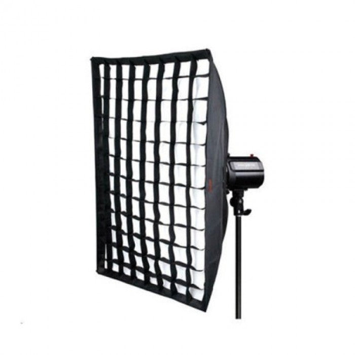 Godox Grid Softbox Bowens Mount Aluminum Ring Adapter 60X90cm