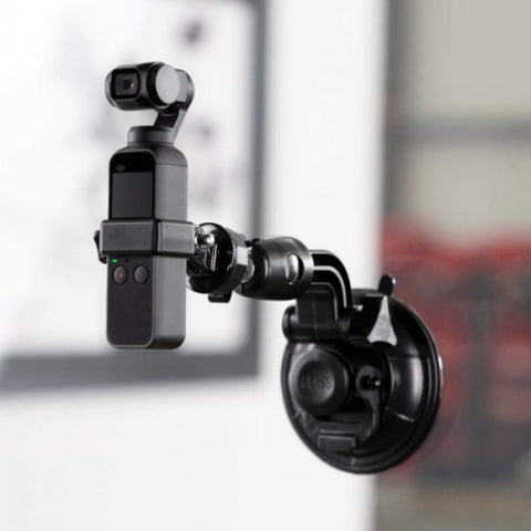 SHAPE Suction Cup Mount with Ball Head for DJI Osmo Pocket