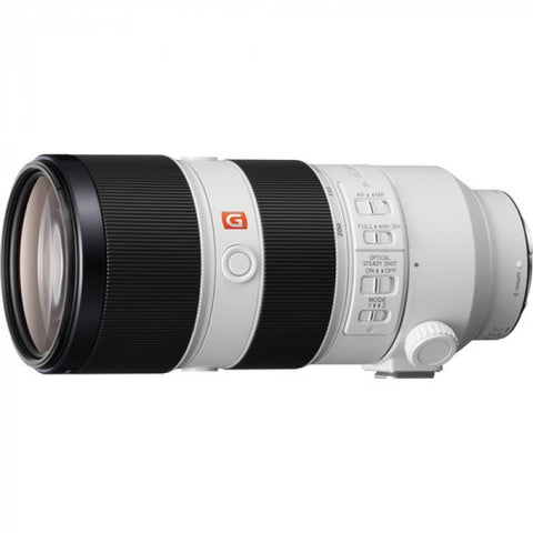 Sony FE 70-200 mm F/2.8 GM OSS Lens