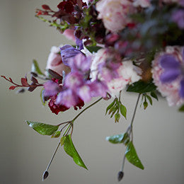 Detail of a summer arrangement