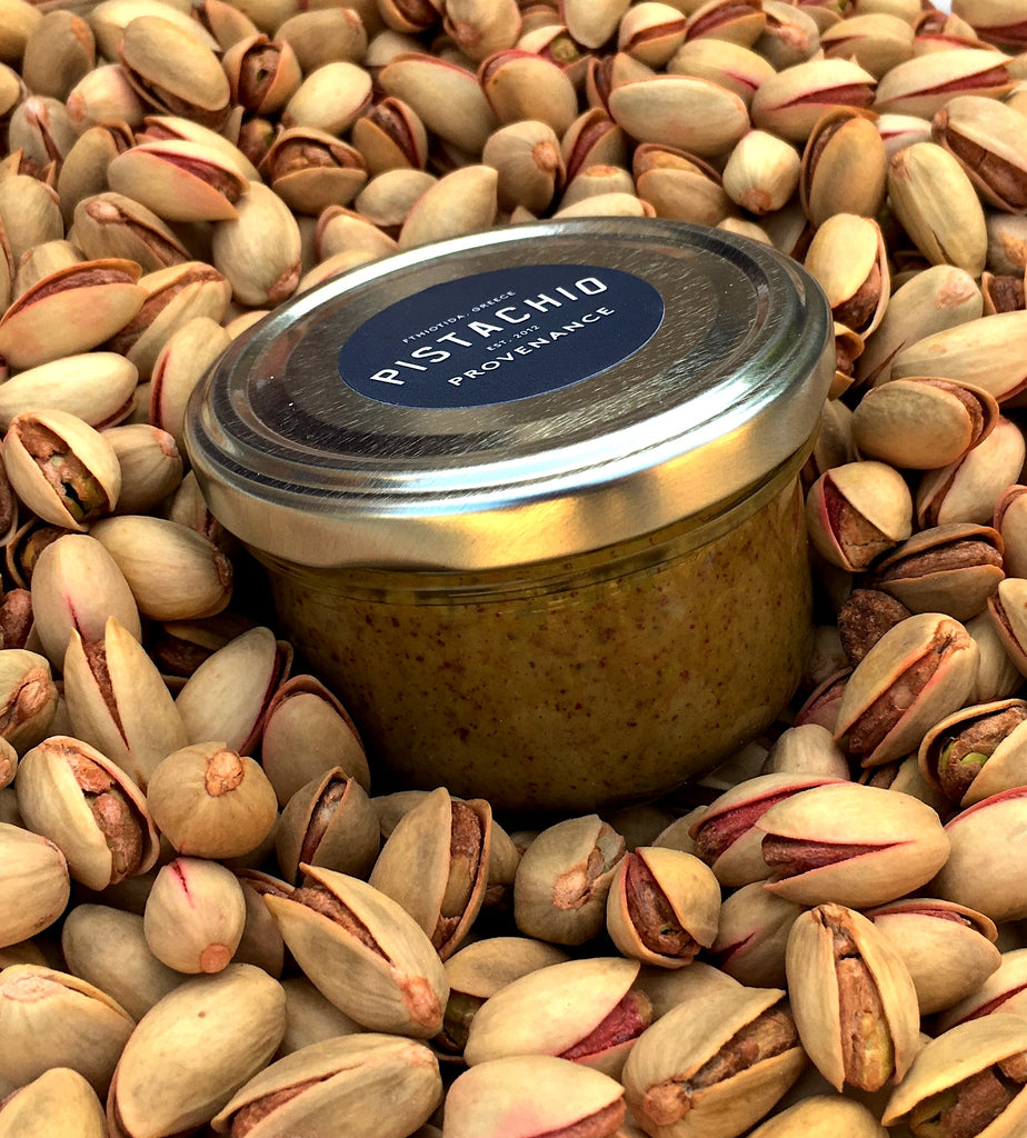 Why pistachio nut butter?