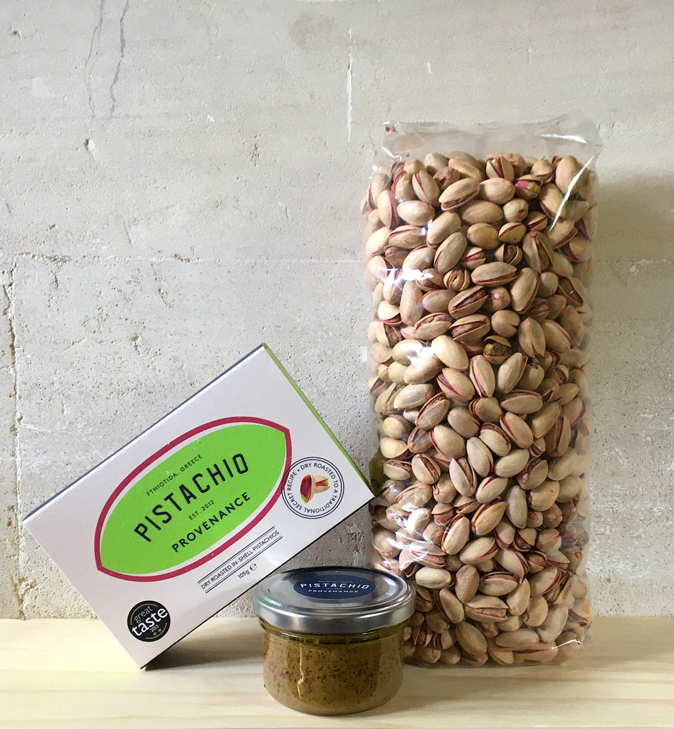 Pistachio Provenance Bundle