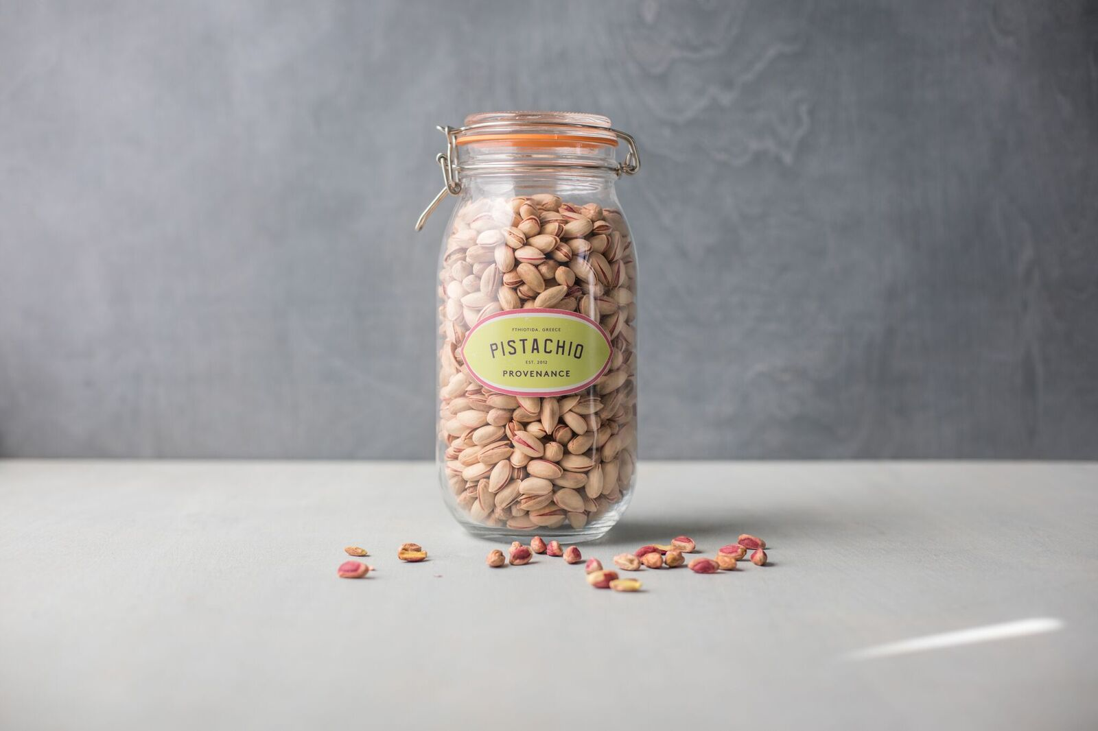1 Kilo Bag of Pistachio Nuts