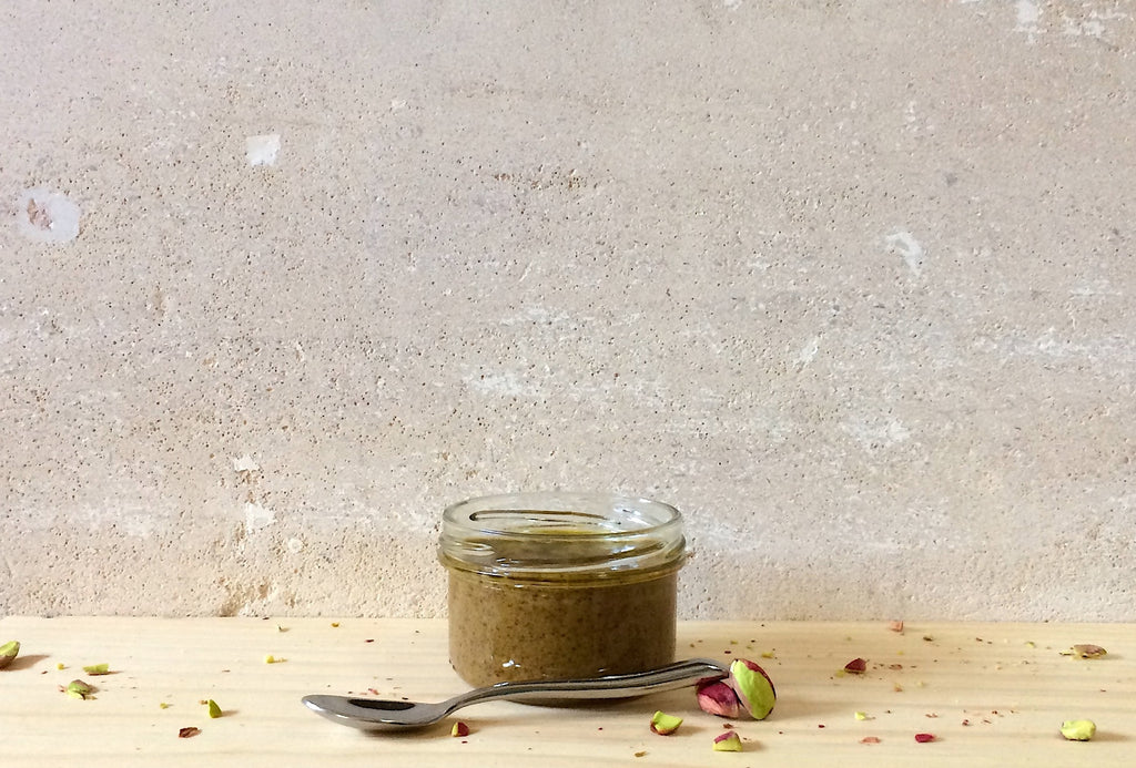 ** NEW** Pistachio Provenance Nut Butter - Lightly Toasted