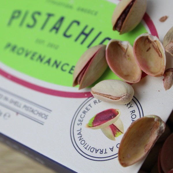 Luxury Pistachio Nut Box