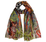 Silk Scarf for ladies