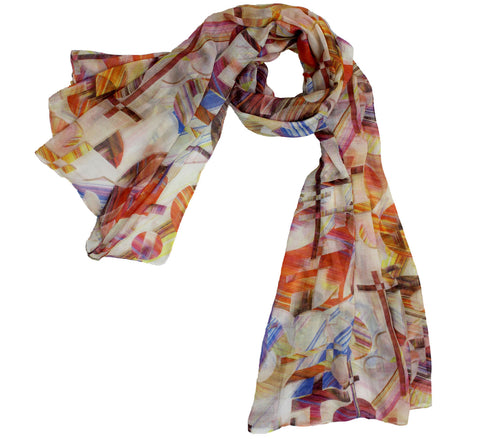 Geo Scarf | Scarves for women