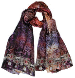 brown scarf for women