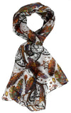 Dream Catcher Silk Scarf - Silk Scarves
