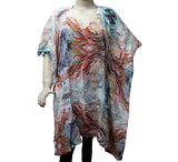 Digital printed Caftan