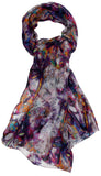 Woven scarf for women