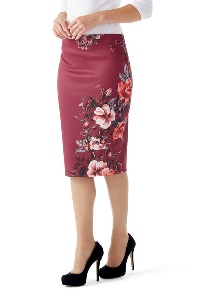 Cecilia Floral Skirt
