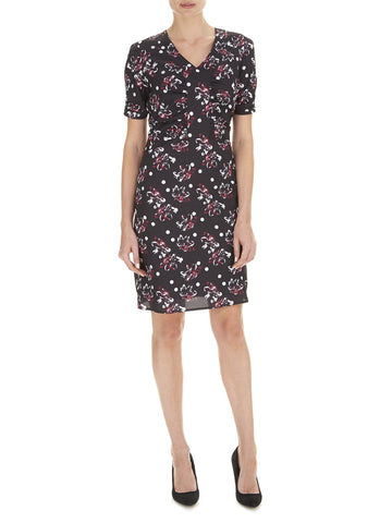 Elsie Ruched Dress