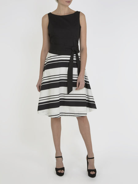 Julia Cotton Belt Dress - Havren
