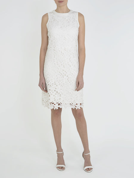 Ivory Abby Lace Dress - Havren
