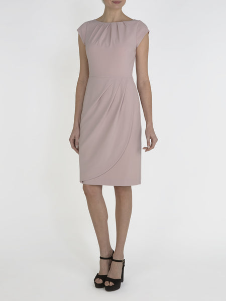 Pink Rosalyn Tulip Dress - Havren
