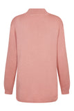 Rose Pippa Turtle Neck Jumper