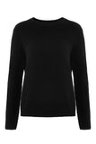 Black Marlin Boucle Jumper