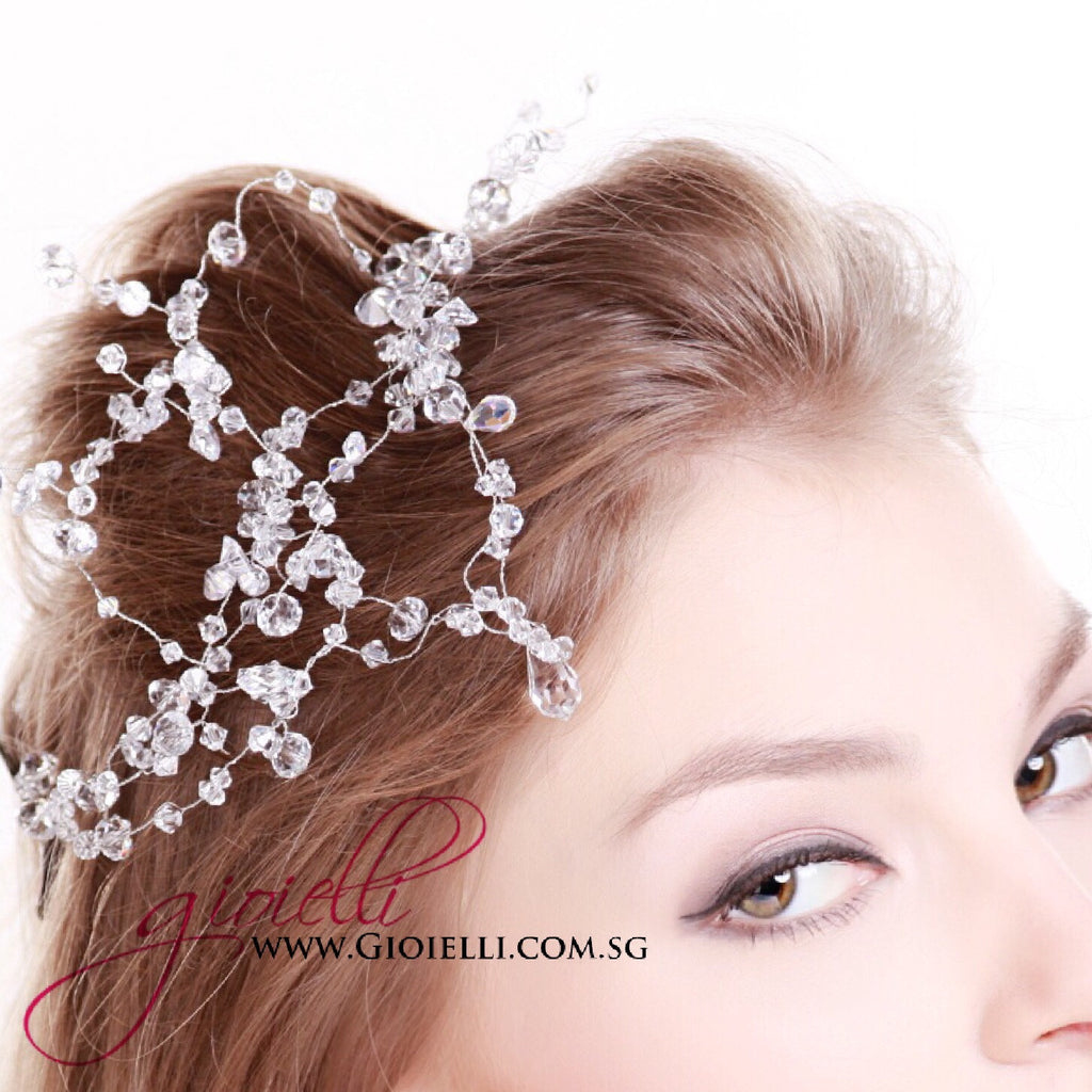 Style #0415 Bridal Hair Accessory