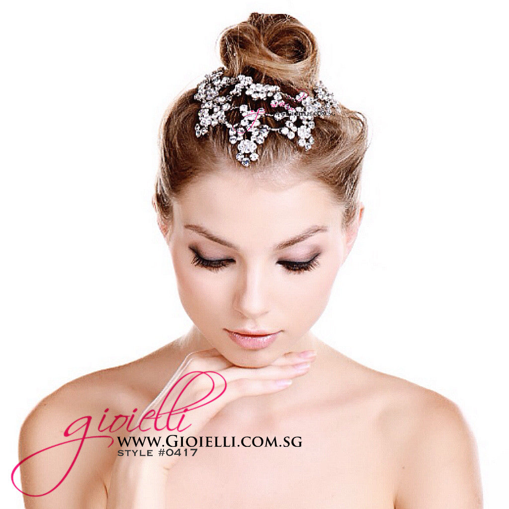 Style #0417 Bridal Hair Accessory