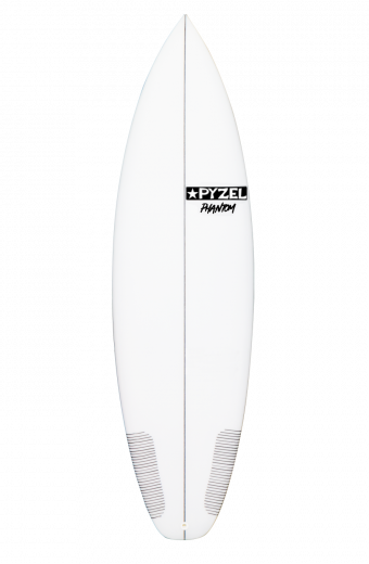 6'2  Pyzel Phantom Future Fins