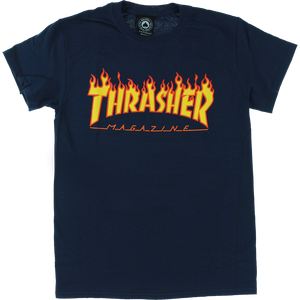 Thrasher Flame T Shirt