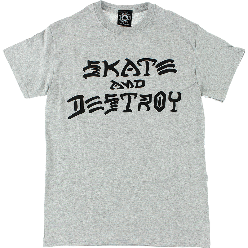 Thrasher Skate & Destroy T Shirt