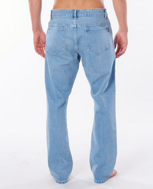 Ripcurl Straight Salt Blue Pants