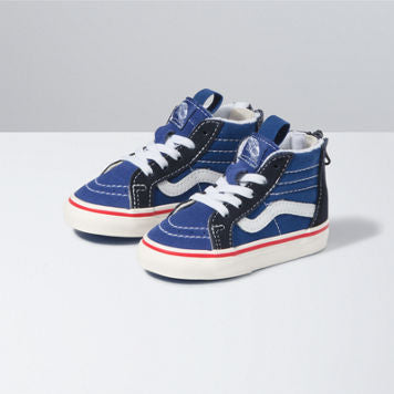 TODDLER RETRO SPORT SK8-HI ZIP (3-10)