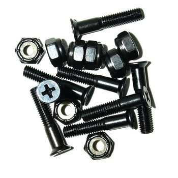 "Skateboard Hardware 1 1/4"" Pack of 8"