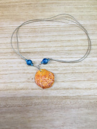 Carlos Creations: Seashell Neckless