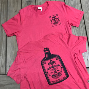 Rum Bottle Short Sleeve