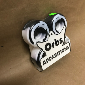 Orbs Apparitions Black/White 54mm 101a 4 pack