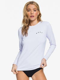 Roxy Enjoy Waves Long Sleeve UPF 50 Rashguard
