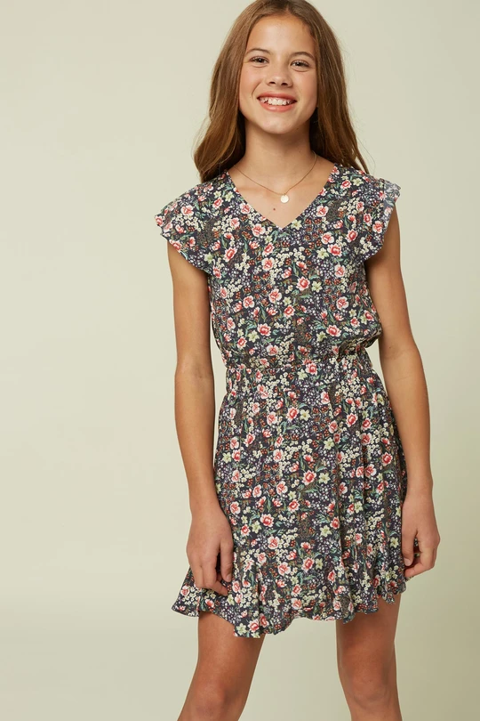 Onell 8-14 GIRLS CHARMAINE DRESS