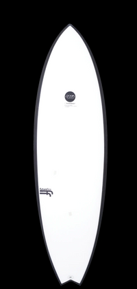 6'6 Haydenshapes Hypto Krypto Step Up Future Fins