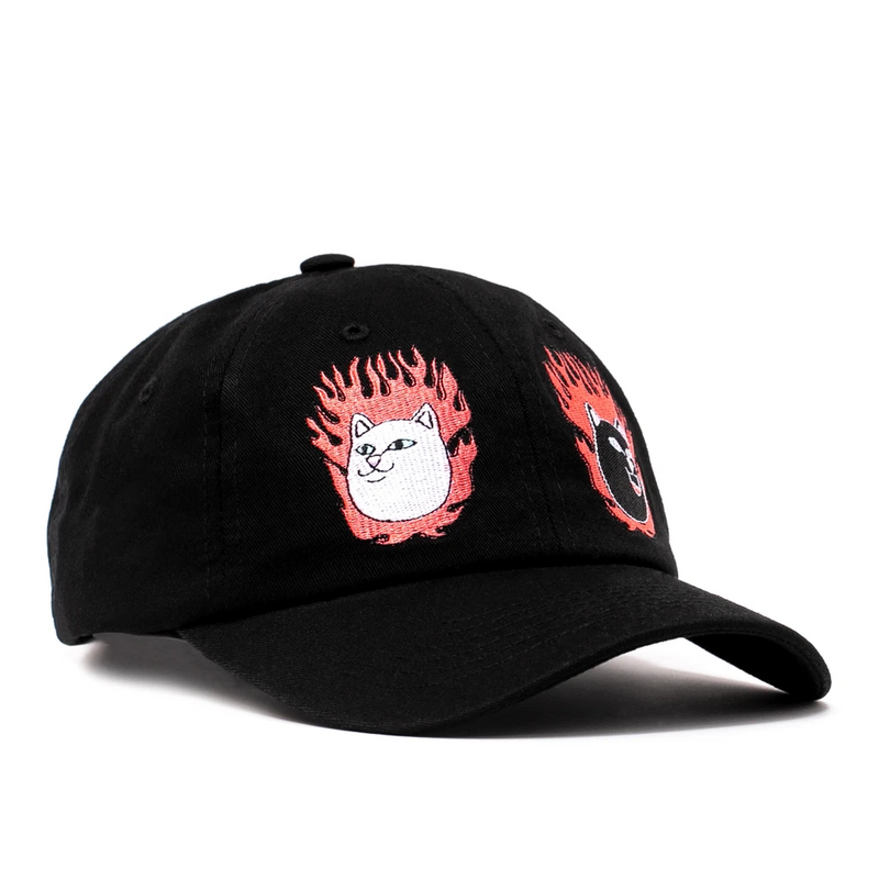 Expressions Dad Hat (Black)