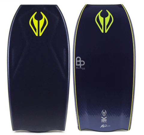 43.5 NMD Ben Player PP LTD Bat Tail Bodyboard