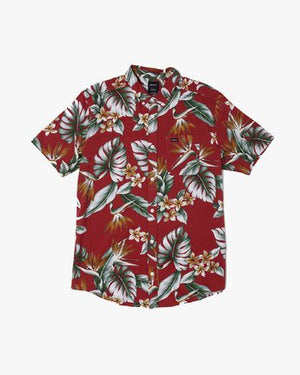 RVCA MONTARA BUTTON-UP SHIRT
