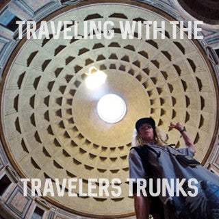Traveling with the Travelers Trunk