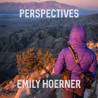 Perspectives by Emily Hoerner